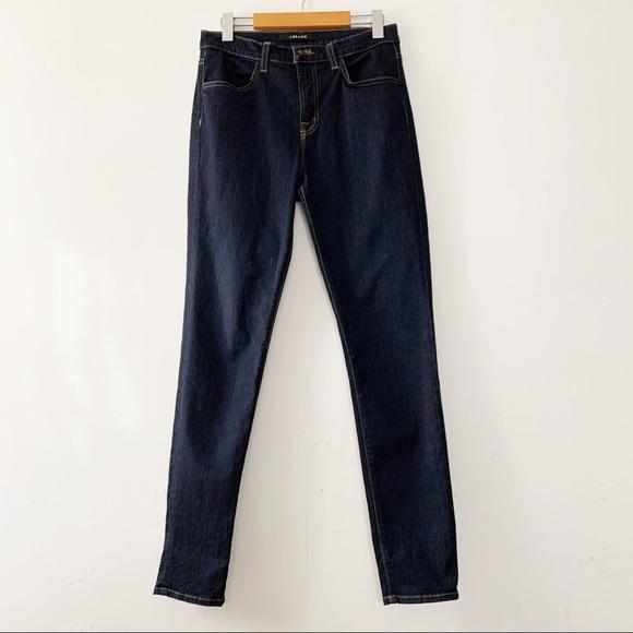 J BRAND | Maria | Starless High Rise Skinny Jeans